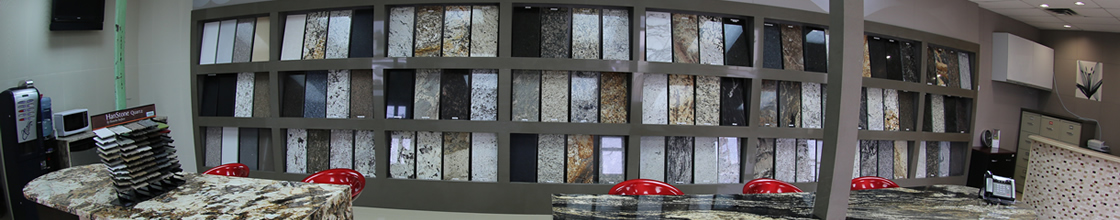 Silkstone and Quartz Calgary Shop and Showroom