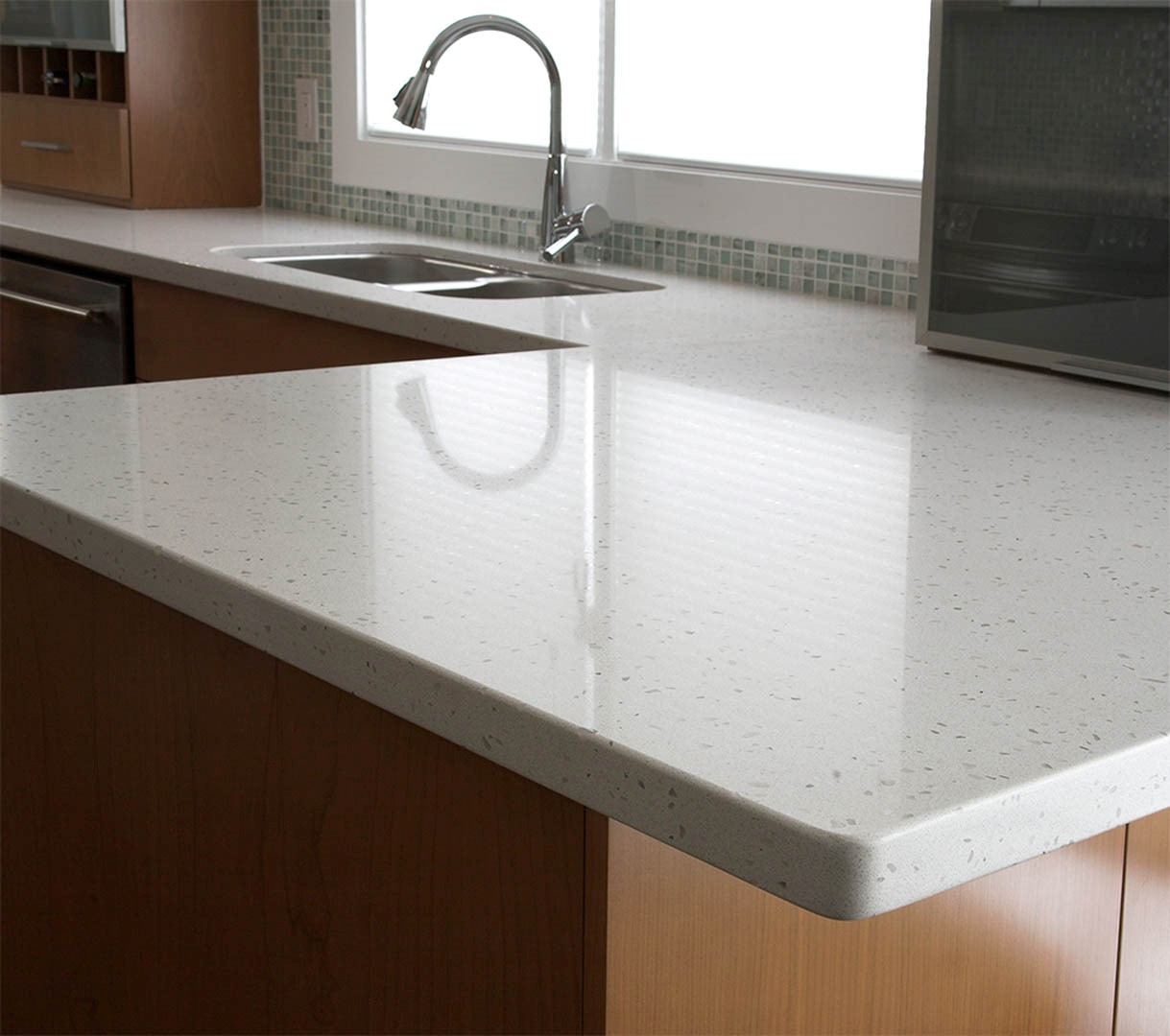 Calgary Kitchen Countertops by Silkstone and Granite
